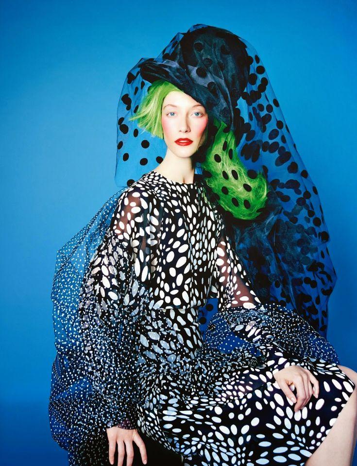 Alana Zimmer by Erik Madigan Heck for Numero September 2014