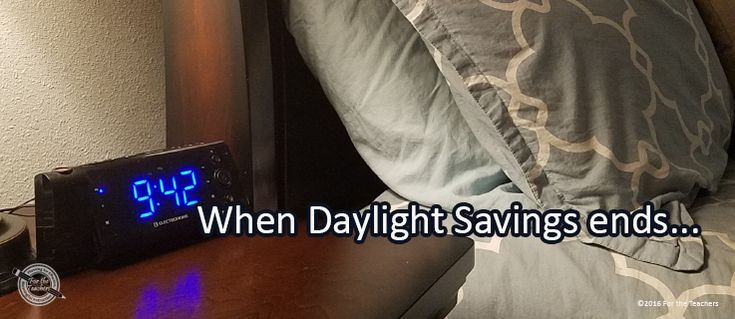Journal/Writing Prompt for Monday, November 7, 2016: When Daylight Savings ends…
