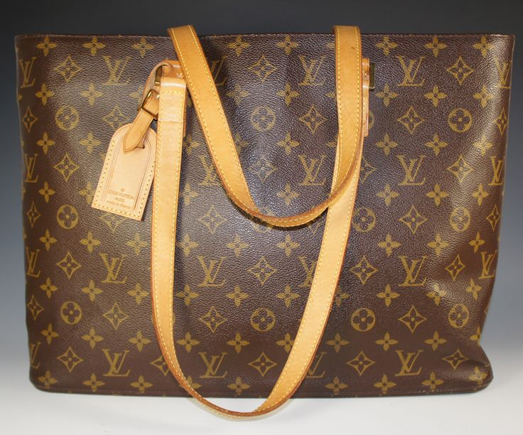 Louis Vuitton Shopper Bag