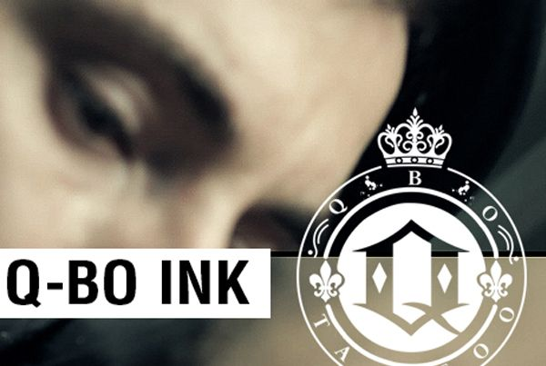 Q-BO INK Fine Lines, Art Shading                                     .