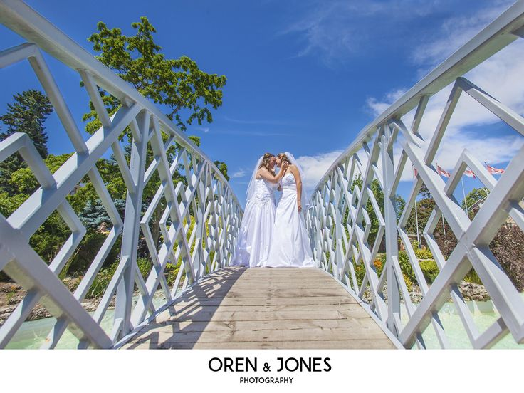Lesbian Wedding photography & inspiration, Two beautiful brides are better than one.  LGBTQ+ wedding photography by Oren Jones photography. #lesbian #wedding #love #LesbianWedding #LGTBTravel #GayTravel #KitchenerWeddingPhotographers #CambridgeWeddingPhotographers #LifestylePhotography #samesexwedding #Wedding
