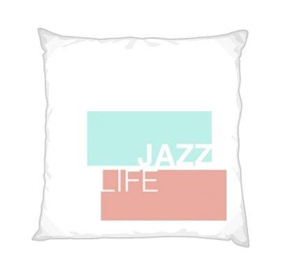 Jazz Life Cushion