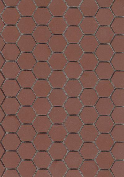 Academy Tiles - Porcelain Mosaic - Unglazed Hexagonal Mosaic - 68506
