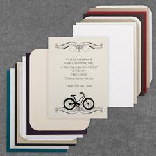 Birthday Bicycle - Invitation