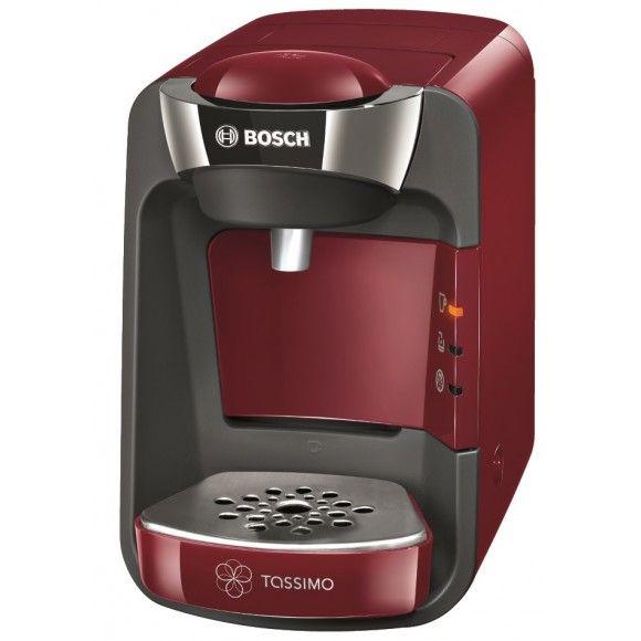 Bosch - Tassimo SUNY Rouge (TAS 3203) / Cafetière dosette TAS 3203 : Villatech