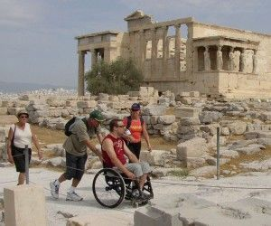 Greece Focuses On Accessible Tourism
