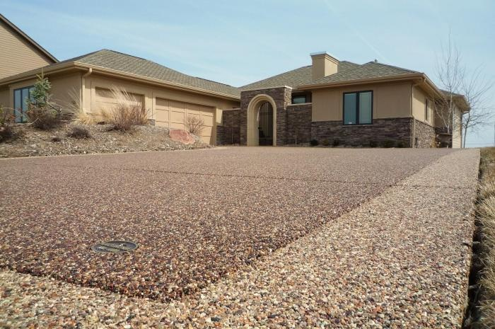 17 Best Images About Driveway Ideas On Pinterest Garage Flooring Concrete Pavers And Driveway