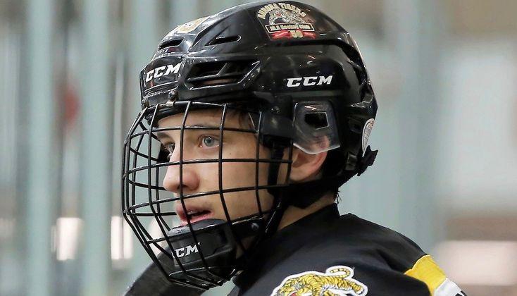 GIRODAY COMMITS TO WESTERN MICHIGAN   Ontario Junior A Hockey League