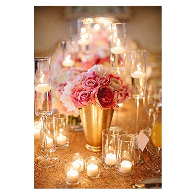 Hot 48inx72in Ouro Retângulo Estilo de Lantejoulas Toalha De Mesa Para O Casamento/Festa/Banquete Toalha De Mesa De Casamento Decoração (Frete GRÁTIS) em Toalhas de mesa de Home & Garden no AliExpress.com | Alibaba Group