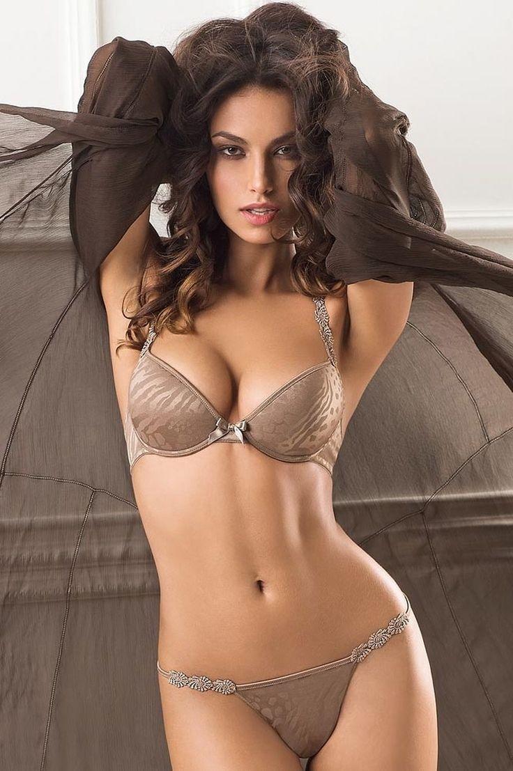 In lingerie model sexy