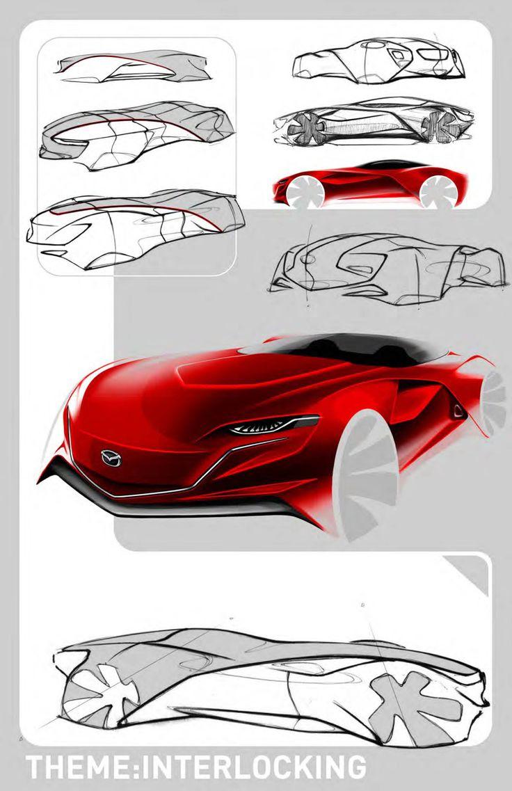 Mazda - Luis Jimenez
