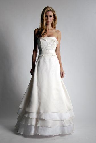 2013 Elizabeth St John Couture Bridal Glamorous, Gorgeous & Green