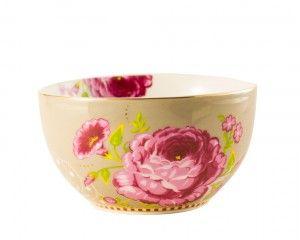 PIP Studio mieseczka z różą
