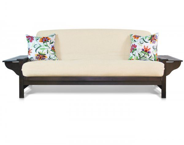 Premium Select Full Size Futon Cover Set Botanica Multi 54 H X W 75 D At Harvey Haley For Only 169 00