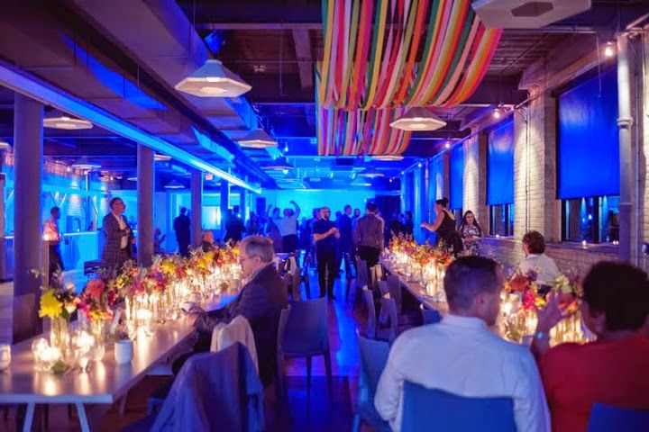 Venue Decor - 2nd Floor Events http://www.fusion-events.ca/