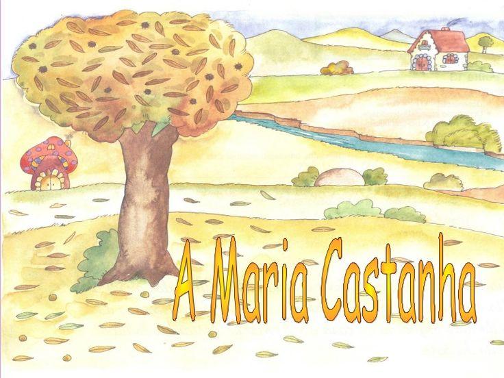 Na floresta vivia uma menina com o seu avô chamada Maria Castanha. Deram-lhe este nome porque ela e o seu avô apanhavam castanhas para vender. Cada vez que iam…