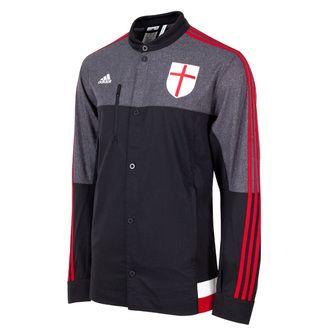 adidas 2015 ACミラン アンセム ジャケット(BLK) Milan Anthem Jacket