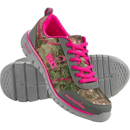 Ladies Kendra Realtree Athletic Shoes | Legendary Whitetails