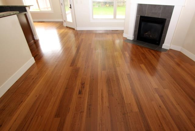 Australian Wormy Chestnut Hardwood Floors by ESL Hardwood Floors