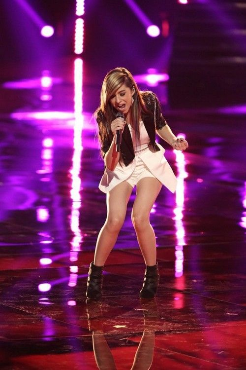 "Christina Grimmie The Voice ""Wrecking Ball"" Video 5/19/14 #TheVoiceFinale  #ChristinaGrimmie"