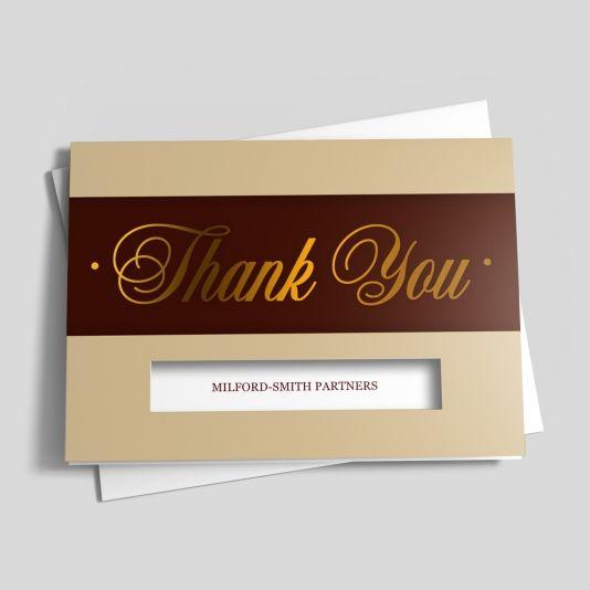 Best 25+ Business thank you ideas on Pinterest Custom rubber - business thank you card template