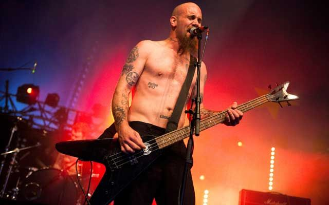 Nick Oliveri Left To Go With The Flow