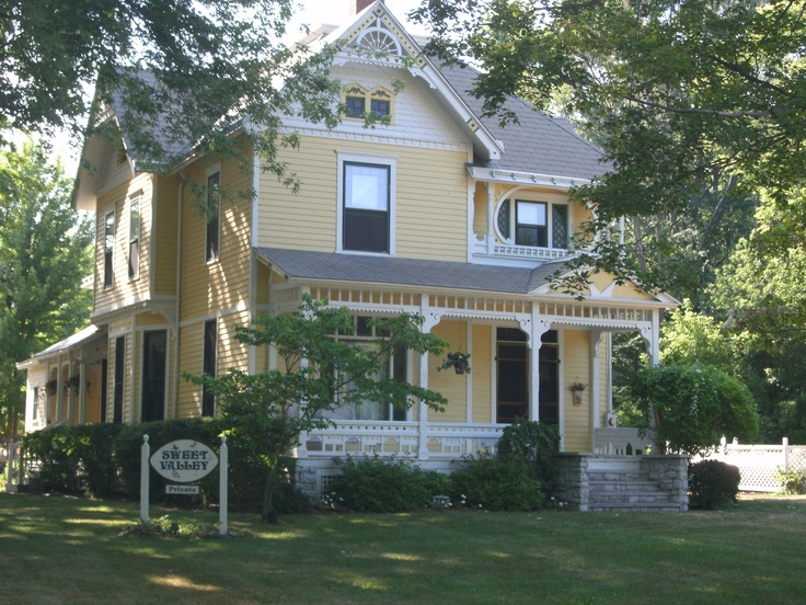 Another Pinner Wrote Beautiful Home On Kelley S Island Ohio