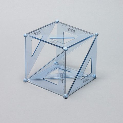 Cube of Triangles