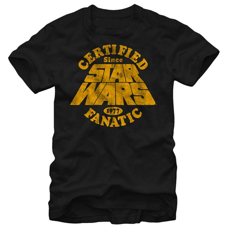 Star Wars Fanatic T-shirt - https://www.sunfrog.com/6917807-89045954.html?68704 #starwars