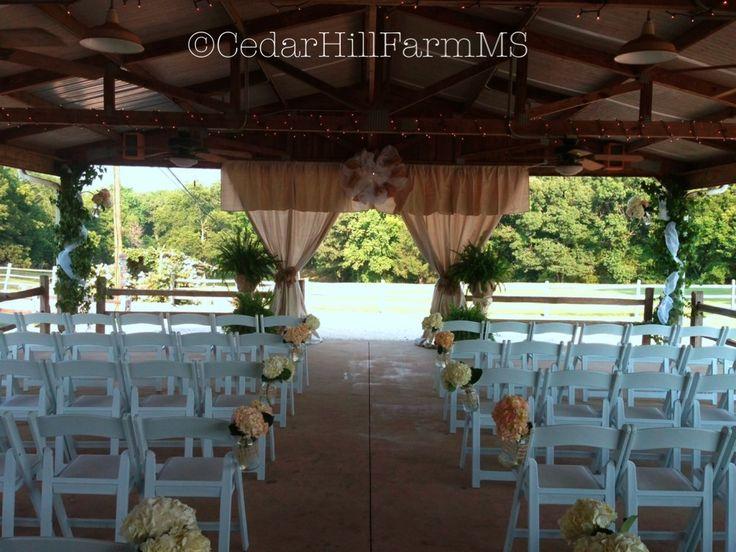 Cedar Hill Farm Hernando Ms Wedding Www Gocedarhillfarm