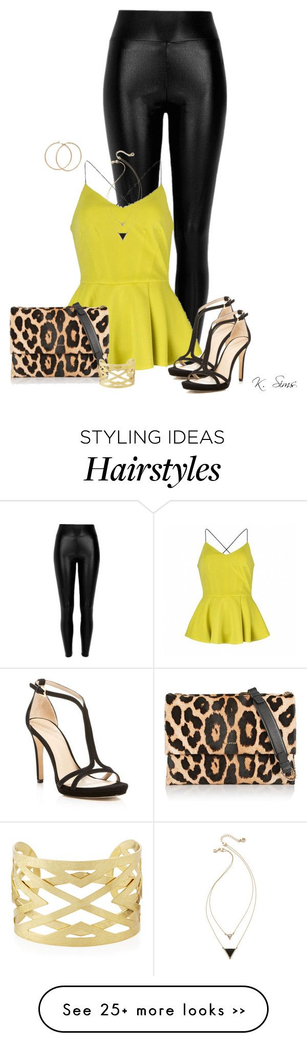"""Untitled #6151"" by ksims-1 on Polyvore"