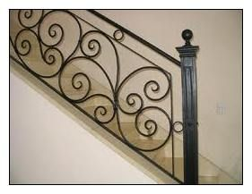 Best 25 barandales de forja ideas on pinterest - Puertas de hierro para exterior ...