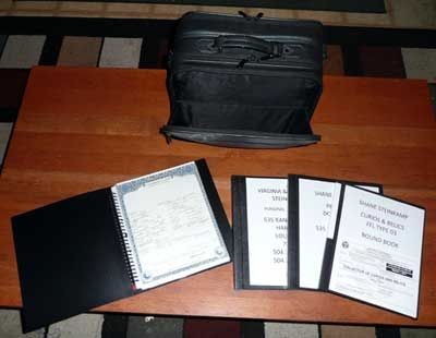 Thorough instructions for prepping vital documents for post SHTF. KT Says: Great list of documents. Great site too; from someone who lived through Hurricane Katrina.