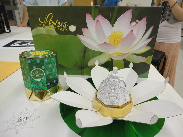 http://www.suzettemacgregor.com/ Packaging design in process for Lotus Perfume
