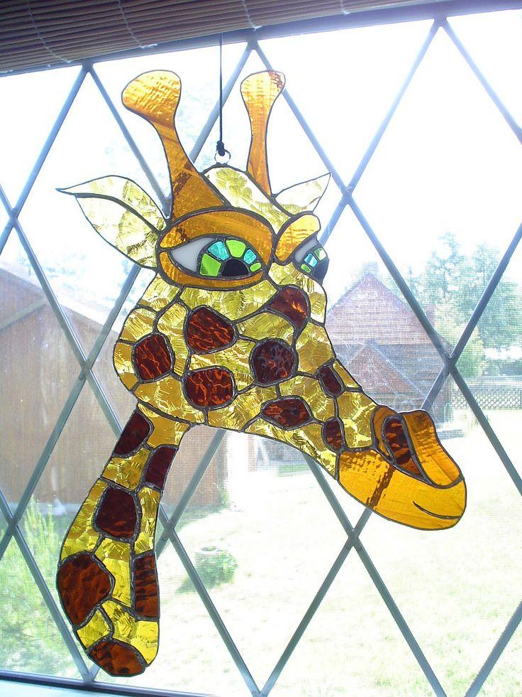 https://flic.kr/p/nSZ8xw   giraffe 008   stained glass