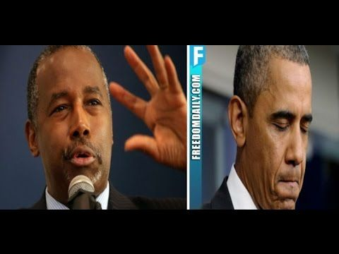 Ben Carson Just Undercovered Obama's Biggest FRAUD That He Hid All Throu...