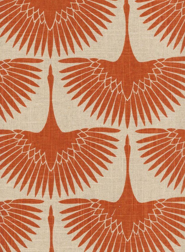 Genevieve Gorder fabric collection.