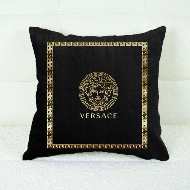 Luxury Edition Black Versace Gold Decorative Throw Rectangle Pillow Case 18 x 18 #summer2017 #autumn2017 #fall2017 #winter2017 #vogue2017 #christmas2017 #halloween2017 #thanksgiving2017 #summer #autumn #fall #winter #christmas #halloween #vogue #thanksgiving #versace #versaceonthefloor #versacejeans #VersaceBelt #Versacecollection #VERSACESUNGLASSES #versacemedusa #versaceperfume #versacebrightcrystal #versacemen #versaceeros #versacebag #versacepourhomme #versacewatch #versaceshoes…