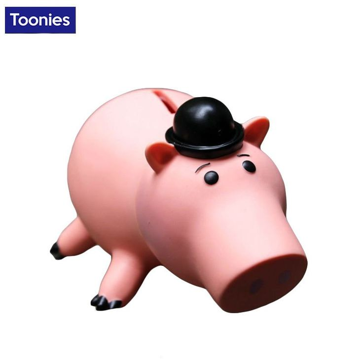 Money Box Piggy-bank Money-boxesToy Story Toy Story Hamm Ham Pig Piggy Bank 2017 New Type Best Gift for Kids Friend Family //Price: $10.95 & FREE Shipping //     #hashtag1