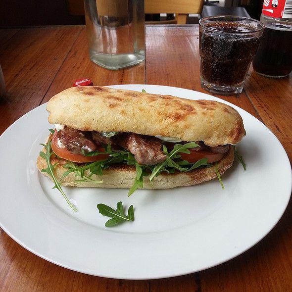 Lamb Sandwich @ Jackson Dodds