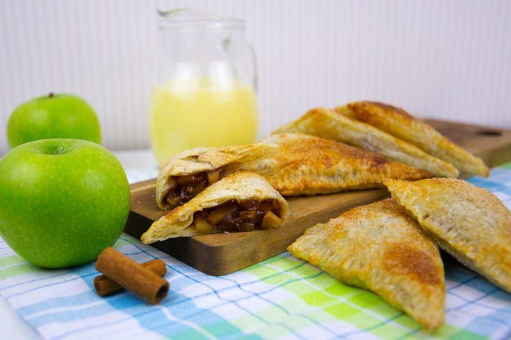 Smördegspaj med äpple och kanel - ZEINAS KITCHEN