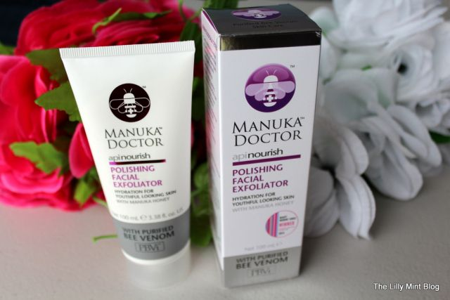 Manuka Dr Polishing Facial Exfoliator Review