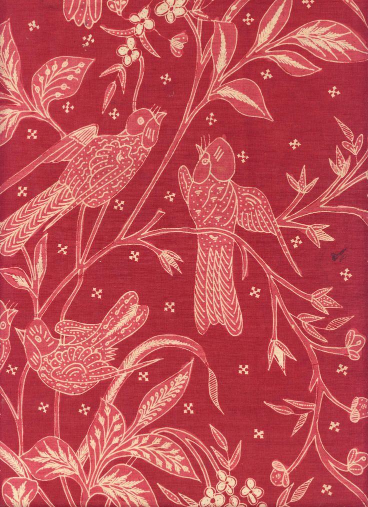 Javanese Batik - detail