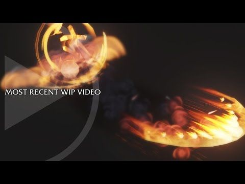 ▶ [Riot Art Contest] - Spell 2 | WIP 3 - YouTube