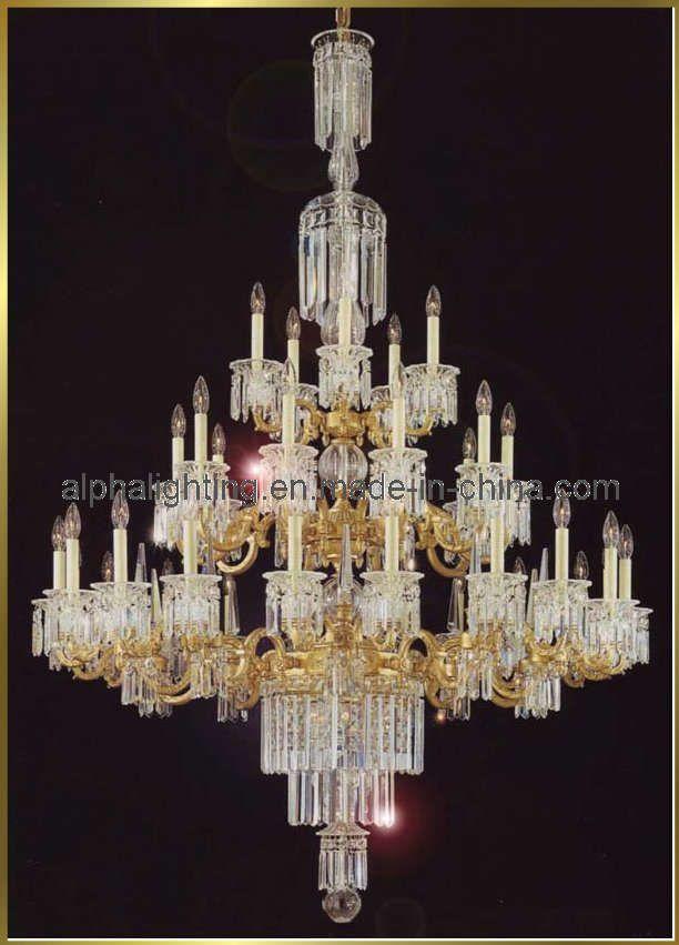 Modern Crystal Chandeliers | Modern Crystal Chandelier (AL1308) - China Crystal Light,Modern ...