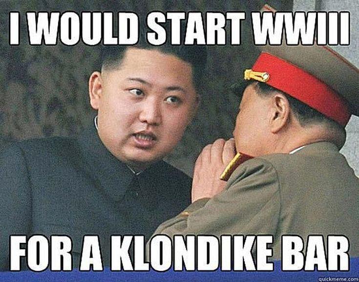 Funniest Kim Jong-un Memes: I Would Start World War III