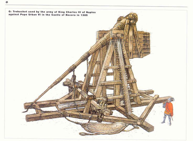 Trebuchet | Siege Weapon