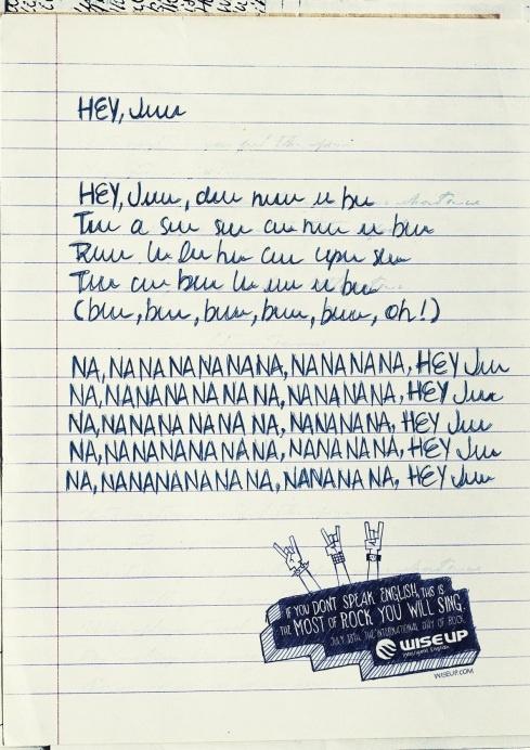 Woohoo, heyho, nananana… : http://jemlacom.com/2012/07/13/woohoo-heyho-nananana/