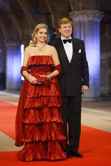 Máxima Zorreguieta, nova rainha da Holanda   Veja estilo, looks, vestidos e joias