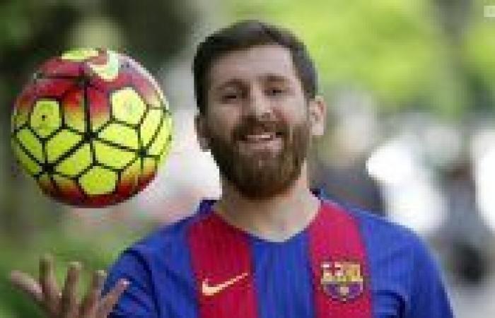 ميسي الكلاسيكو من أجمل المباريات Soccer Ball Soccer Sports